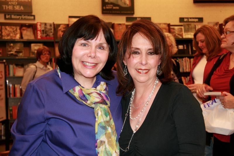 Carrie and Ana